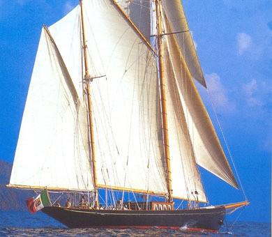Yachts & Sea - Magazine cover