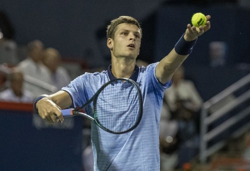 Tennis: Pole Hurkacz lifts first ATP trophy at Winston-Salem Open