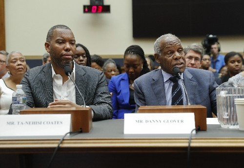 'Why not now?' for slavery reparations, House panel is told