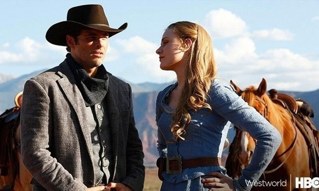 Trailer for HBO's Westworld: America's Old West as re-enacted by robots
