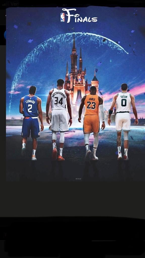 NBA 🏀  - cover