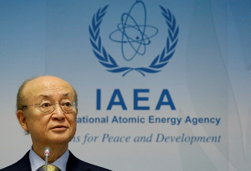 U.N. nuclear watchdog aims to name permanent chief by October
