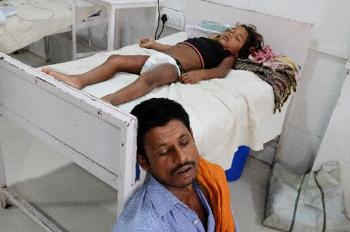 India's top court orders investigation into 'brain fever' child deaths