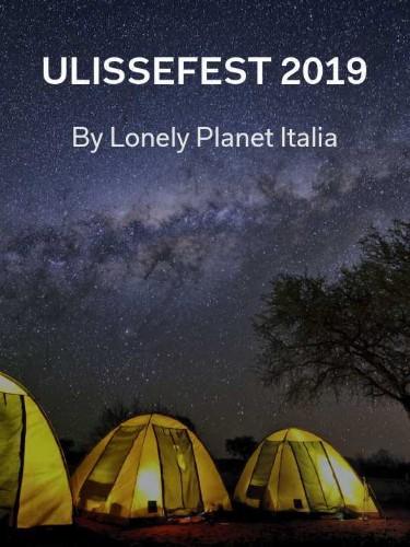 Perché viaggiamo? Scoprilo con noi a Ulisse Fest