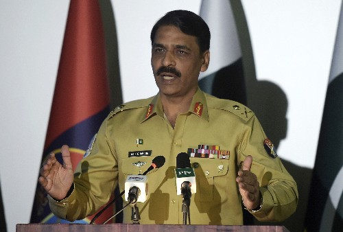 Pakistan's army strips ex-spy chief of pension over book