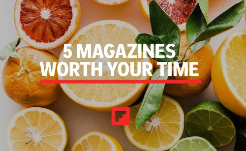 5 Magazines Worth Your Time: Wellness Edition