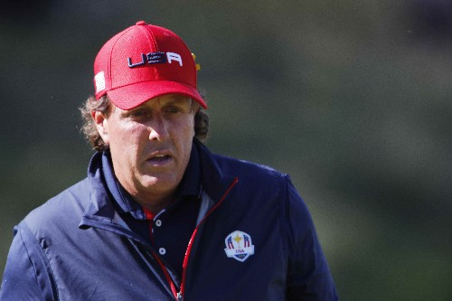 Golf: Mickelson surprised by good form in PGA Tour opener