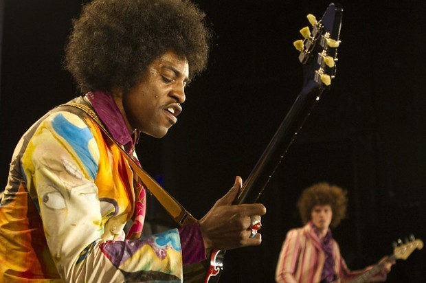 """Jimi: All Is by My Side"": This is the weirdest rock biopic of all time"