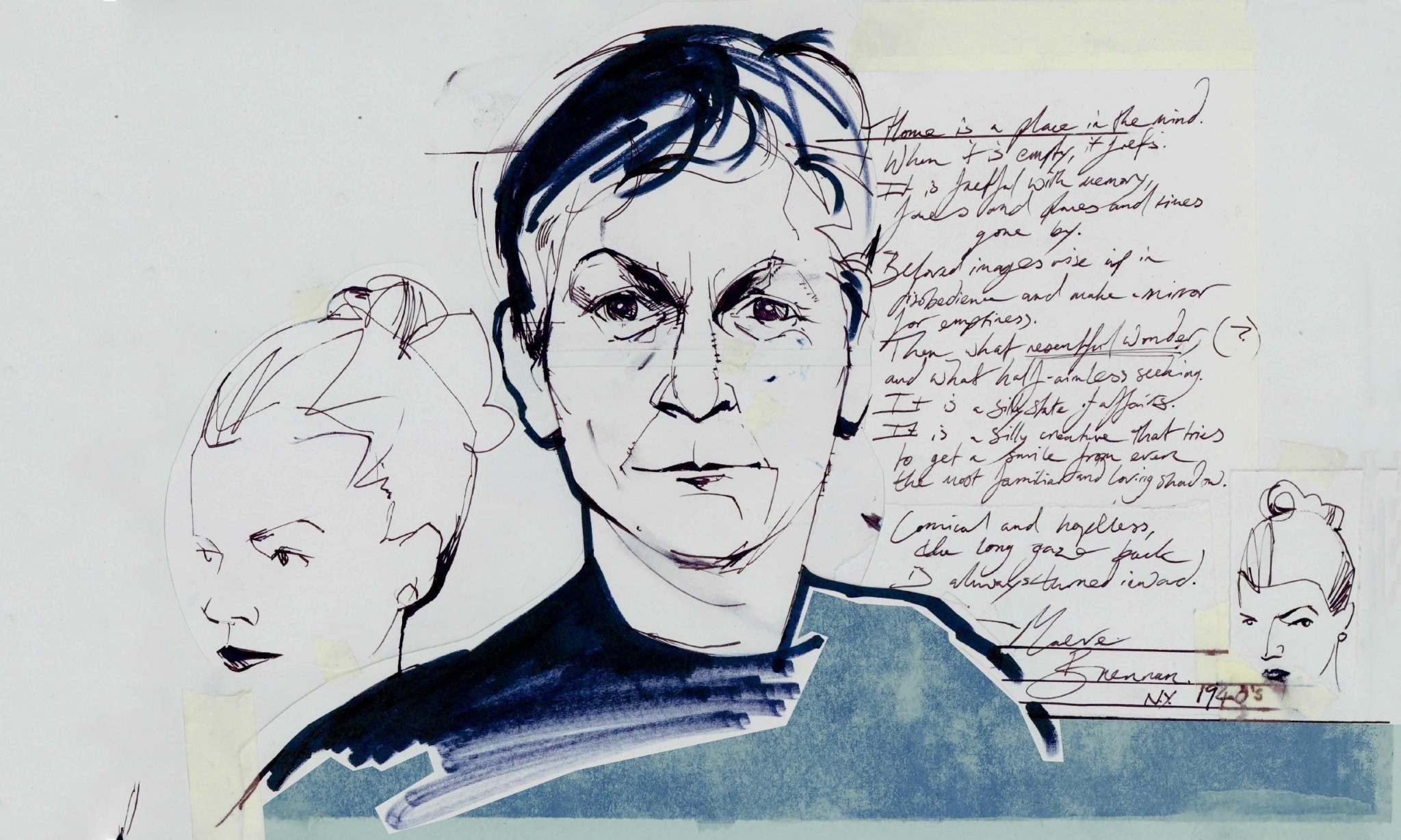 My writing day: Anne Enright