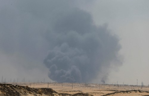 Saudi-Arabien - Ölproduktion bis Ende September wiederhergestellt