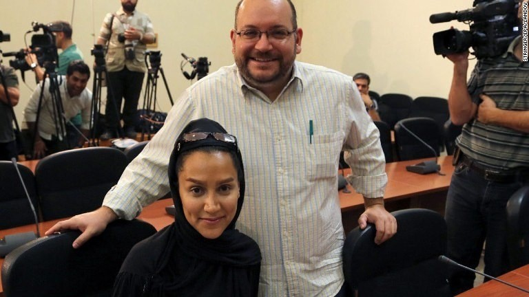 Reports: Iranian journalist released