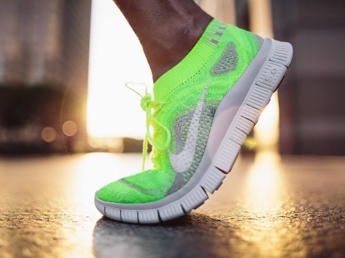 Nike executive describes how you could make running shoes at home in the future