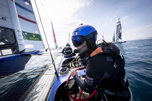 Australia Edges Japan in Sail GP Final: Pictures