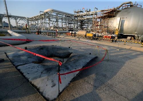 Dix jours après les attaques, Aramco a rétabli ses capacités de production