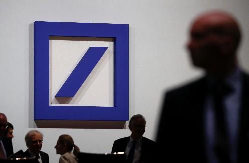 Deutsche Bank to set up 50 billion euro bad bank: FT