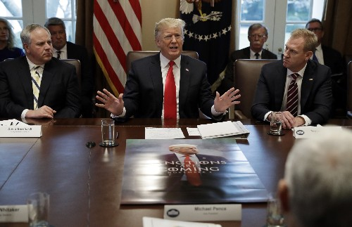 No deal to end shutdown; Trump says 'could be a long time'
