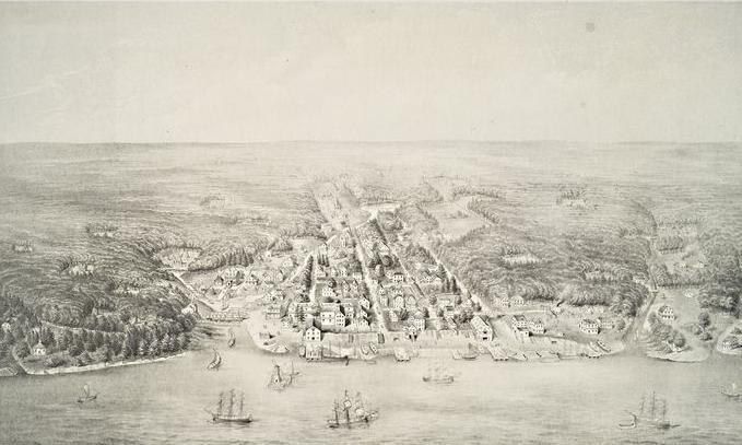Story of cities #7: Philadelphia grid marks birth of America's urban dream