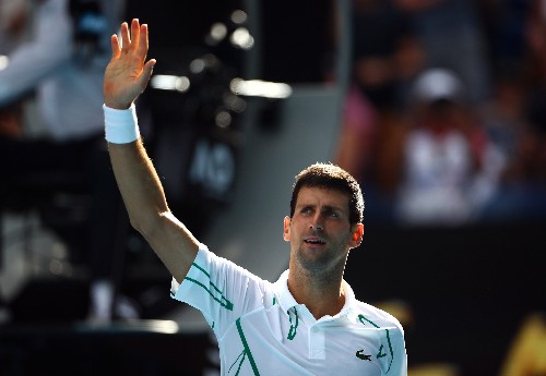 Tennis: Djokovic and Osaka lead tennis community in mourning 'mentor' Bryant