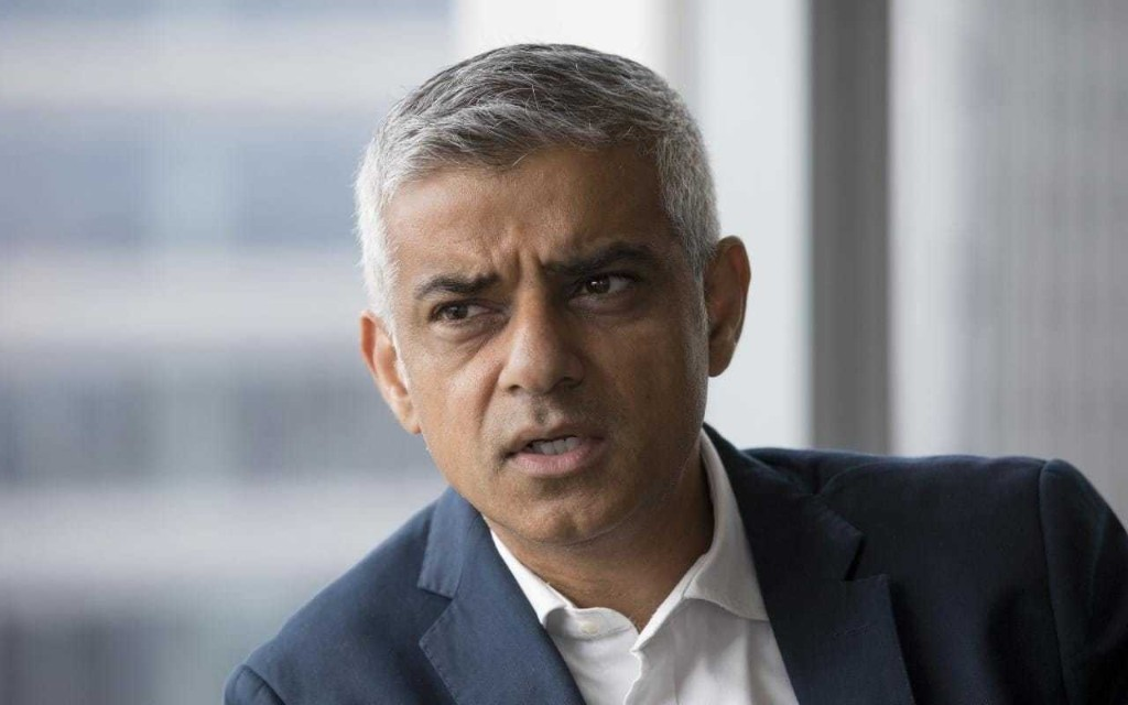 Sadiq Khan launches gender equality campaign to 'remove the barriers to women's success'