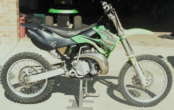 Kx250 2003