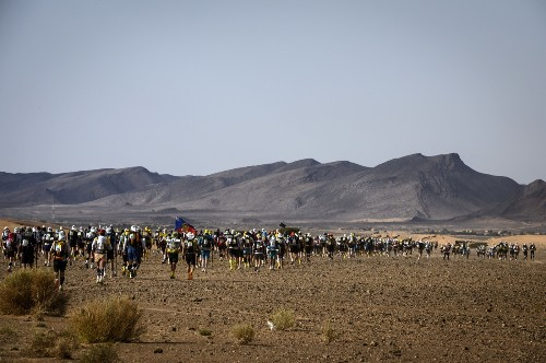 Marathon des Sables in Pictures