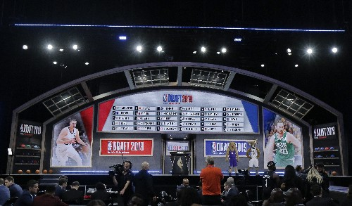 The Latest: Duke, ACC have big night as NBA draft concludes