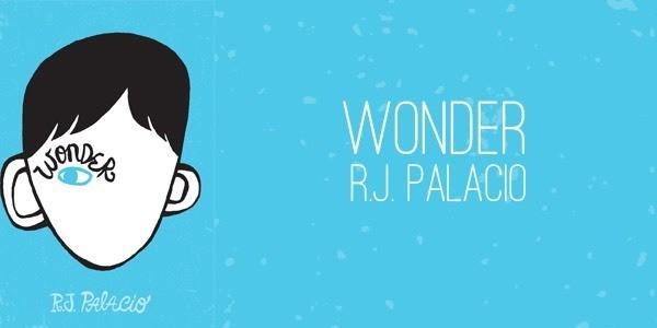 Wonder - Magazine cover
