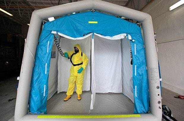 Five diseases far deadlier than Ebola found in the US