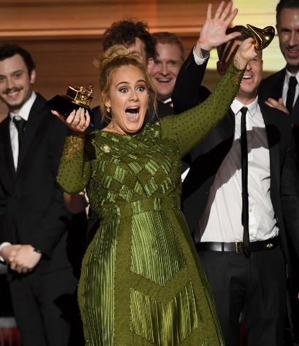 The Grammys in Pictures