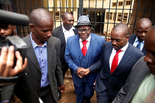 Zimbabwe opposition politician fined over false election results