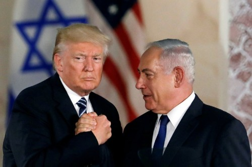Trump's peace plan may polarize the Middle East it seeks to calm