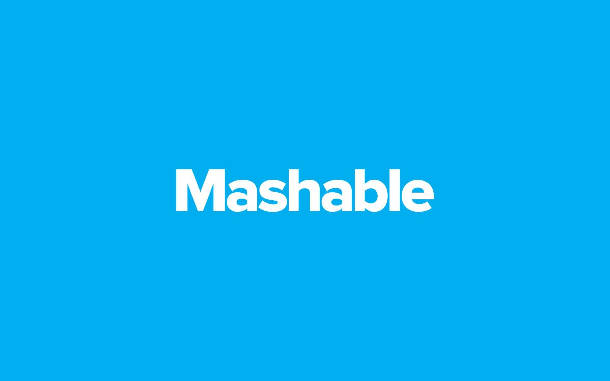 Mashable Is Now Flippable