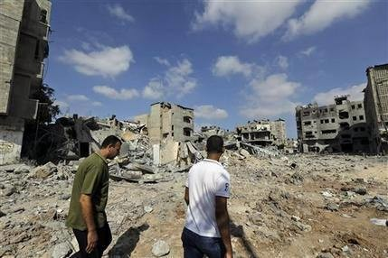 Israel, Hamas hold out for more gains in Gaza war