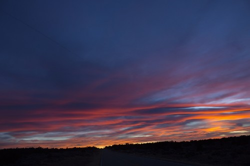 Stunning Sunsets in the American West