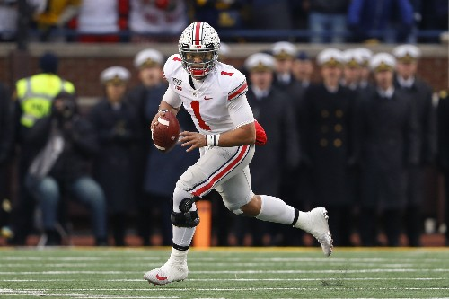 No. 2 Ohio St. chases playoff spot against No. 10 Wisconsin