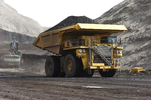 APNewsBreak: US eyes military bases for coal, gas exports