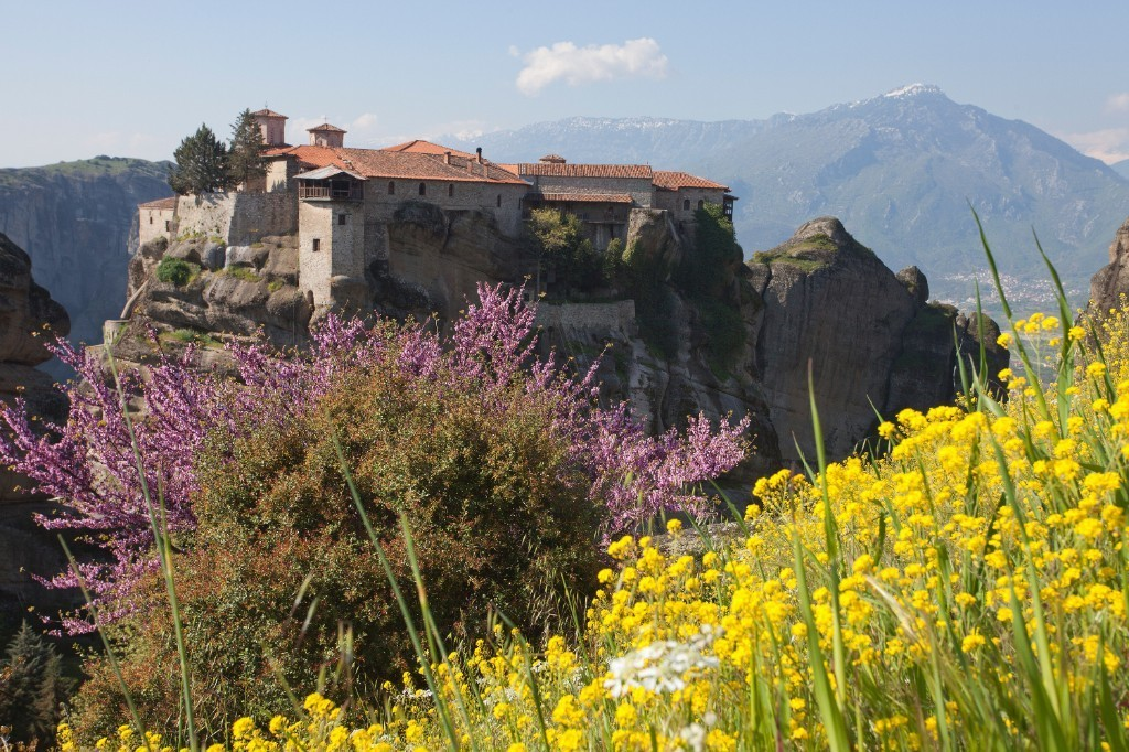 Meteora beyond the monasteries: adventures in central Greece