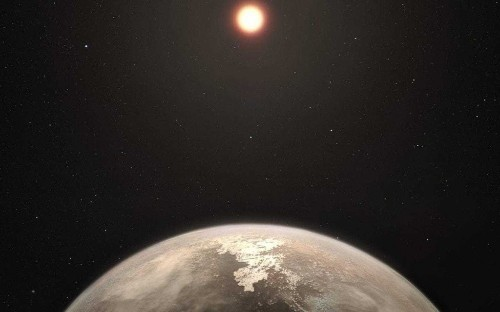 Earth-sized planet discovered with 'mild' climate and peaceful parent star - just 11 light years away