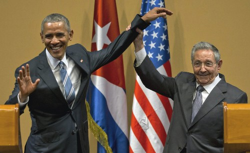The Week in Review: Obama's Historic Cuba Visit