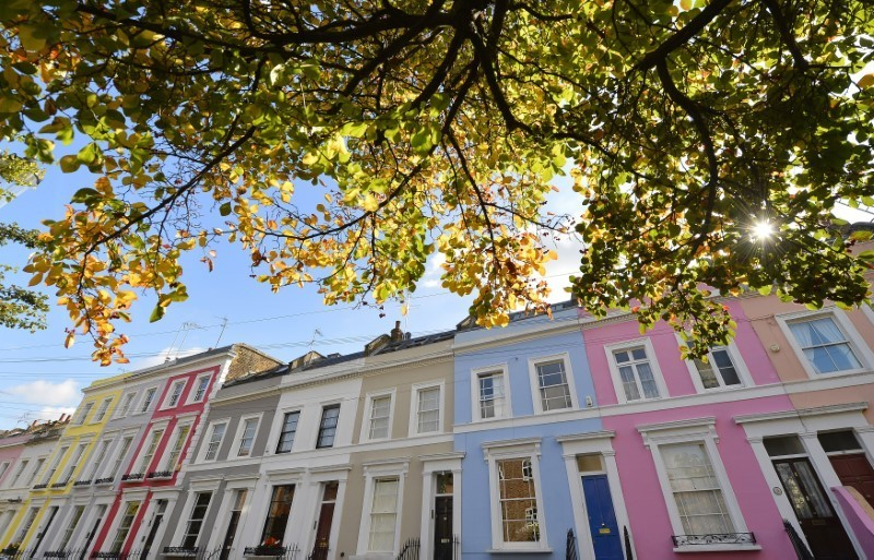 UK house prices fall by most since 2009 as COVID hits- Nationwide