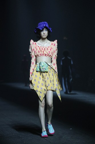 Longtime Kenzo designers stage final show in Paris