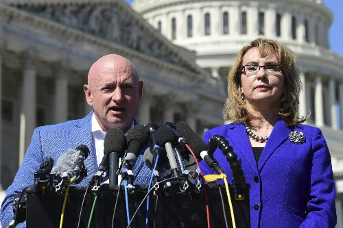 Retired astronaut Mark Kelly kicking off Arizona Senate race