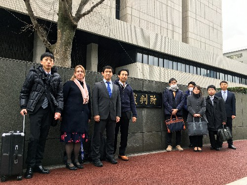 Parents' lawsuit accuses Japan of double standard on child 'abductions'