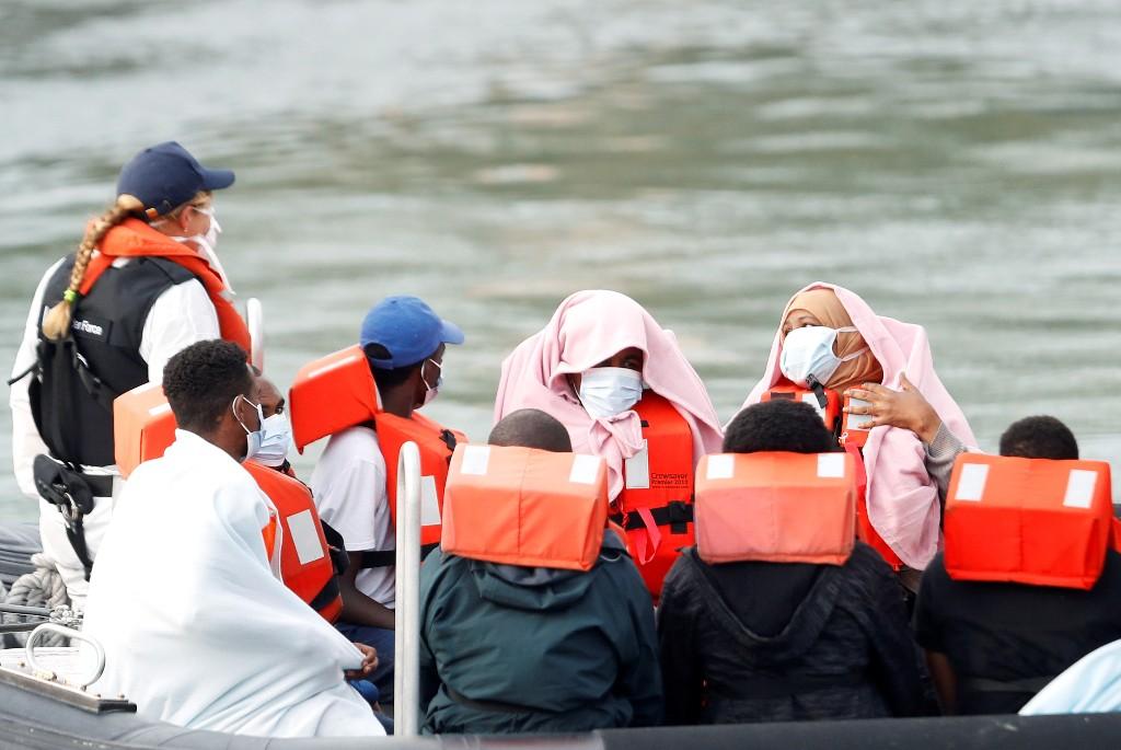 Send them to Moldova? Build a sea wall? UK's asylum 'brainstorm' under fire