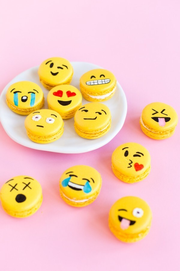 Cutest macaroons EVER!😍