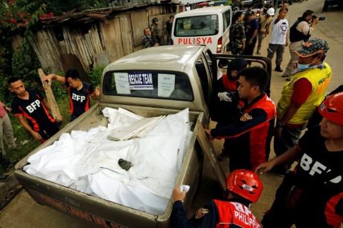 Corpos de civis decapitados são encontrados em cidade controlada por rebeldes nas Filipinas