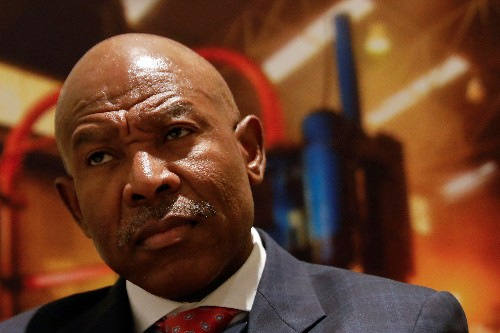 Bill to nationalize South Africa's central bank back in parliament