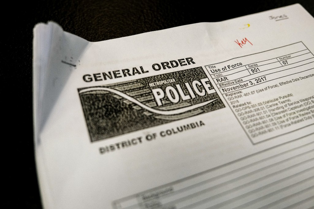 Black cops say discrimination, nepotism behind U.S. police race gap