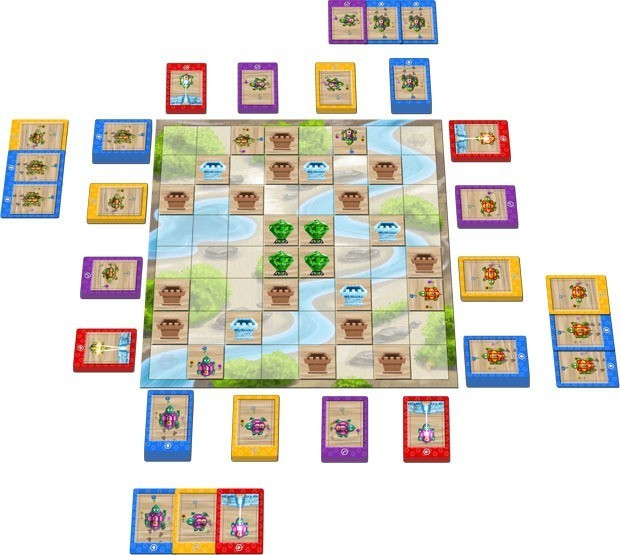 Robot Turtles Is A Board Game Designed By A Googler To Teach Kids Core Coding Principles