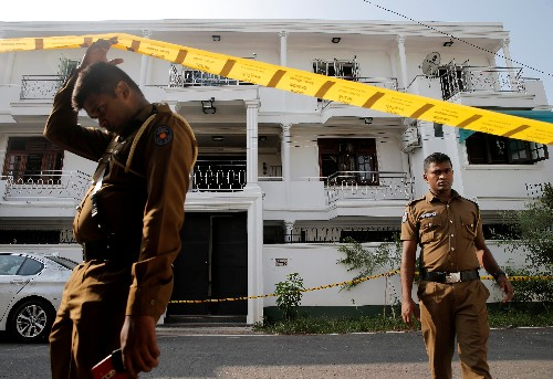 Bomb scare, suspicious vehicle rattle nervous Sri Lanka amid attack probe